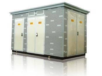 避雷器等,变压室里都是变压器是箱变的主要设备,低压室里面有低压母排